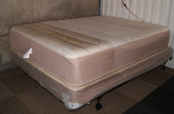 Latex Plush Memory Foam