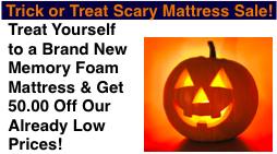 October Mattress Coupon
