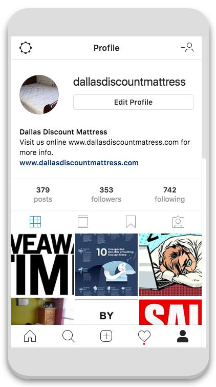 Dallas Discount Mattress Matres Image